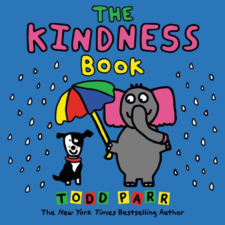 Todd Parr Spotify Playlist - The Kindness Book